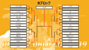 VF3tb世界大会2019Bブロック